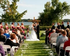 Arrowwood Resort Wedding pic