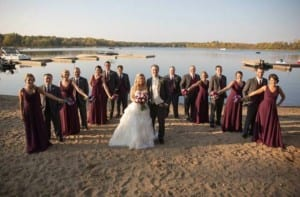 Breezy Point Wedding