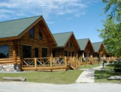 Zippel Bay Cabins