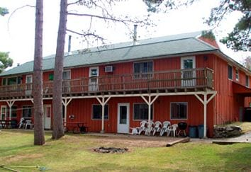 Thunder Lake Lodge Group Unit