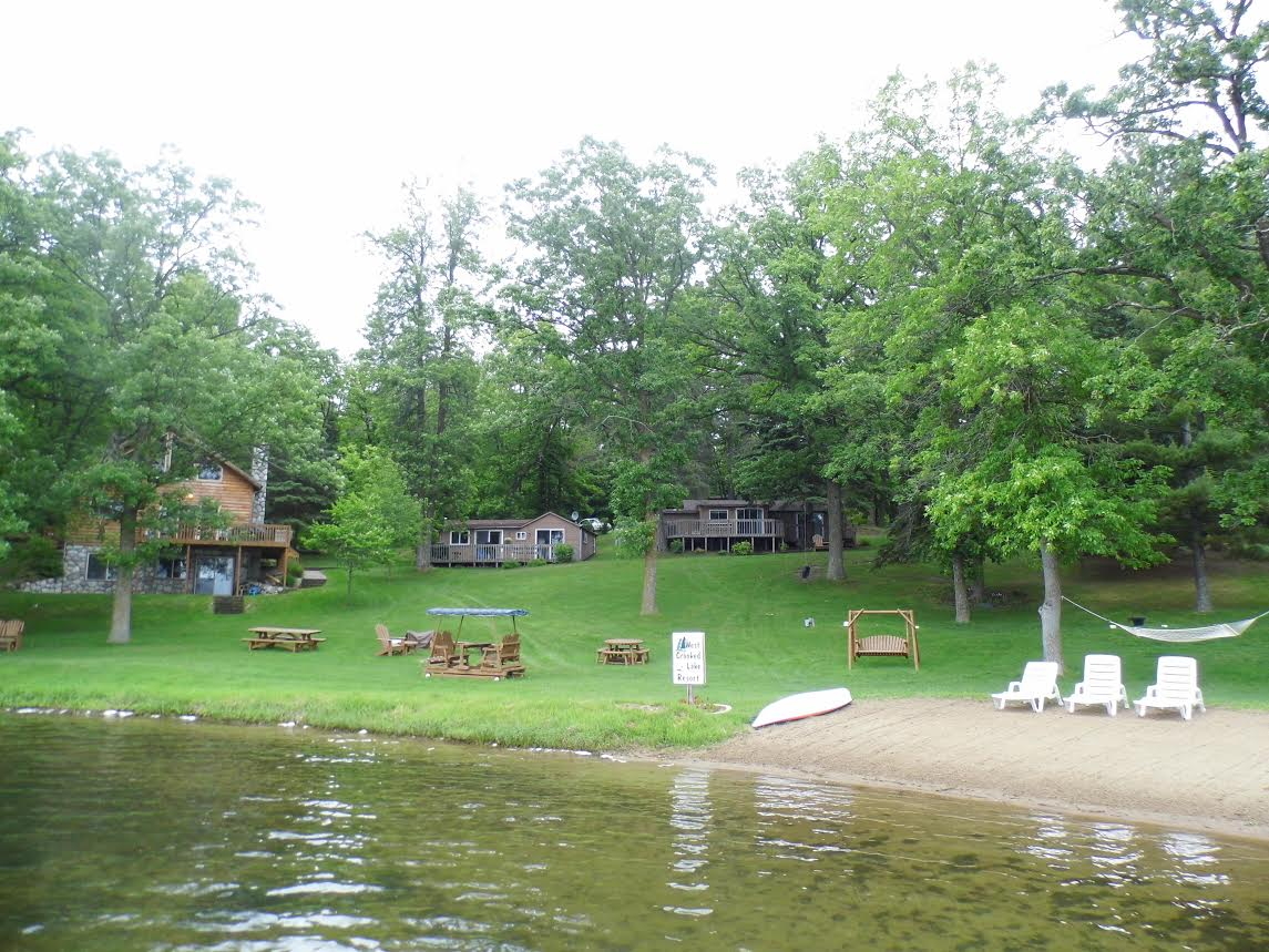 Park rapids resorts and lodging directory in minnesota for Best fishing resorts in minnesota