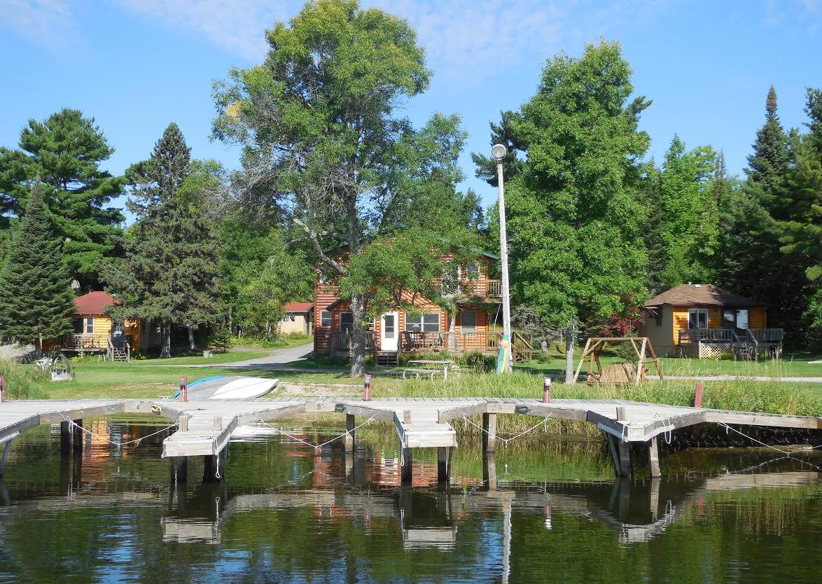 Voyageurs national park lodging northeast minnesota resorts for Fishing boat rental mn