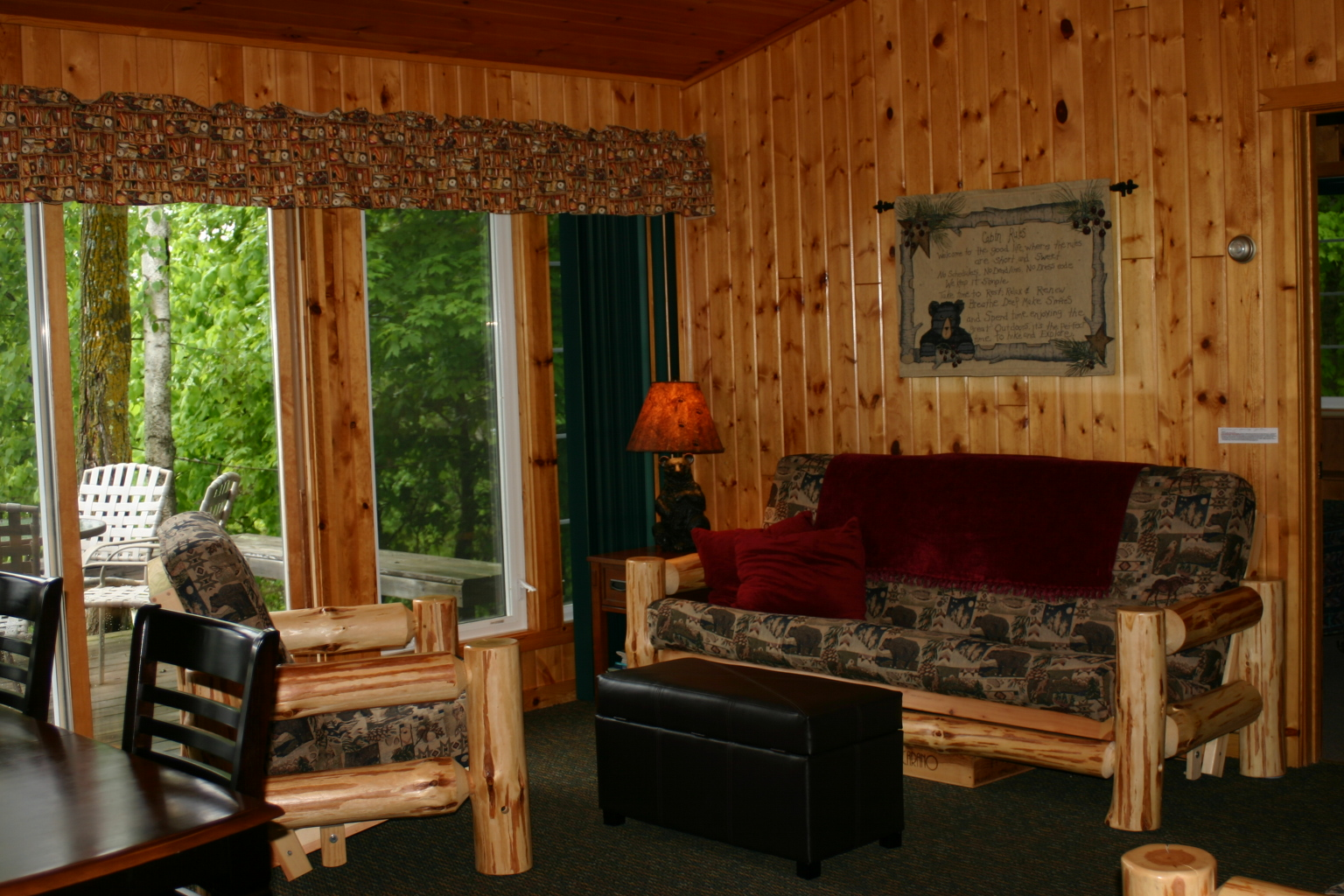 leech lake area resorts and lodging in minnesota