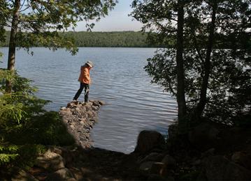 Trout Lake Resort Gunflint Trail Mn Minnesota Resorts